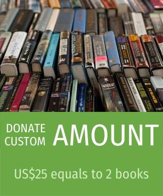 Donate Custom Amount